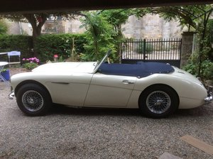 1959 AUSTIN HEALEY 3000 MK1  - RELUCTANT PRIVATE SALE