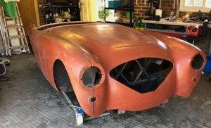 1955 Austin Healey BN1 UK RHD Restoration Project