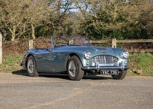 1956 Austin Healey 1006 BN4