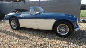 Picture of 1963 Austin Healey 3000 MK 3