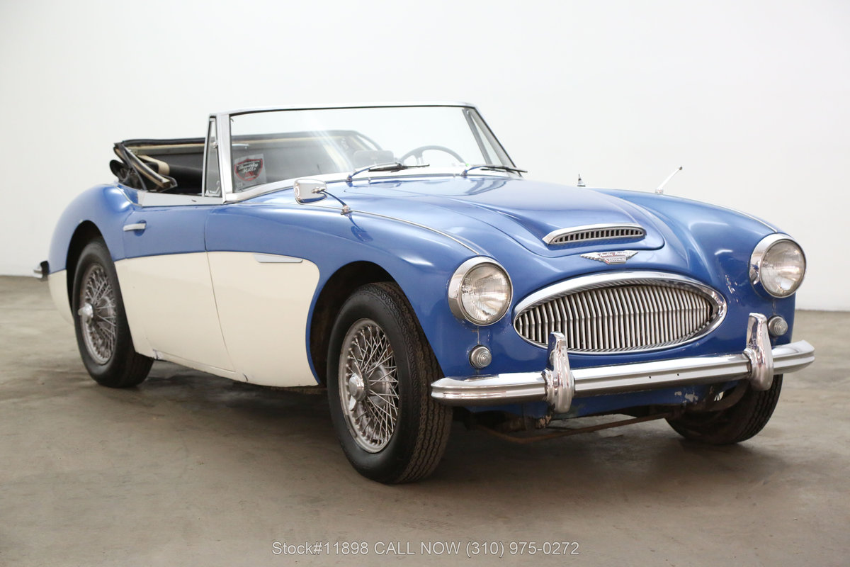 1964 Austin-Healey 3000 For Sale (picture 1 of 6)