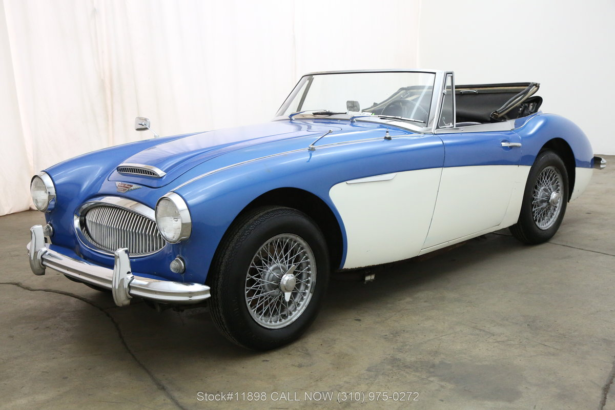 1964 Austin-Healey 3000 For Sale (picture 3 of 6)