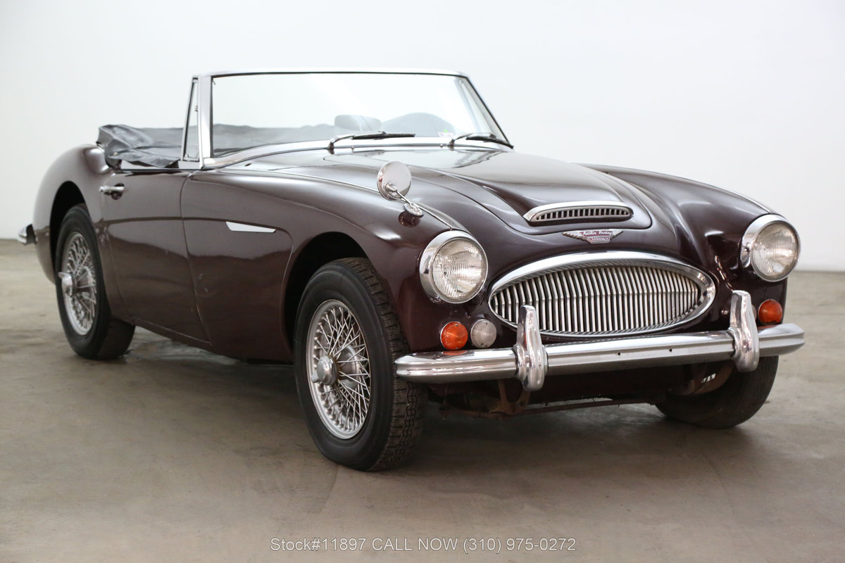 1965 Austin-Healey 3000 For Sale (picture 1 of 6)