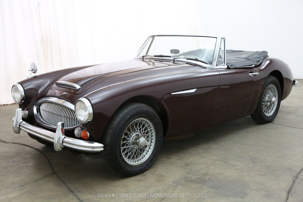 1965 Austin-Healey 3000 For Sale (picture 3 of 6)