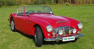 1958 Austin Healey 100/6 BN6