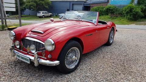 1958 Austin Healey 100/6 BN6 For Sale (picture 2 of 6)