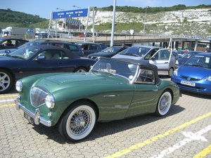 Austin Healey 100/4 BN1 Immaculate