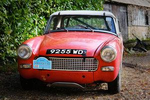 1962 Austin Healey MK2 Works Sprite
