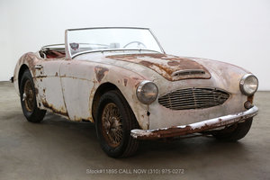 1957 Austin-Healey 100-6 Convertible Sports Car