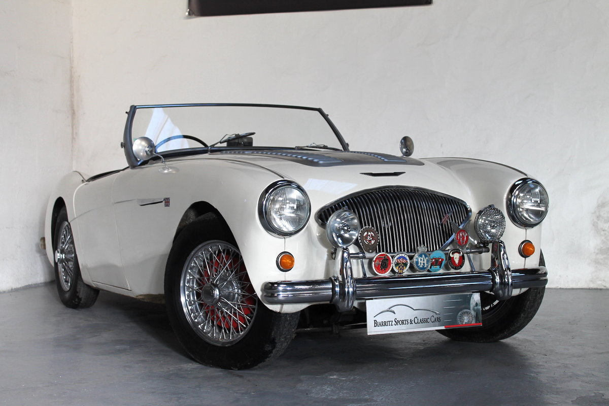 1954 Nice Austin Healey 100/4 3 Speed Gearbox For Sale (picture 1 of 6)