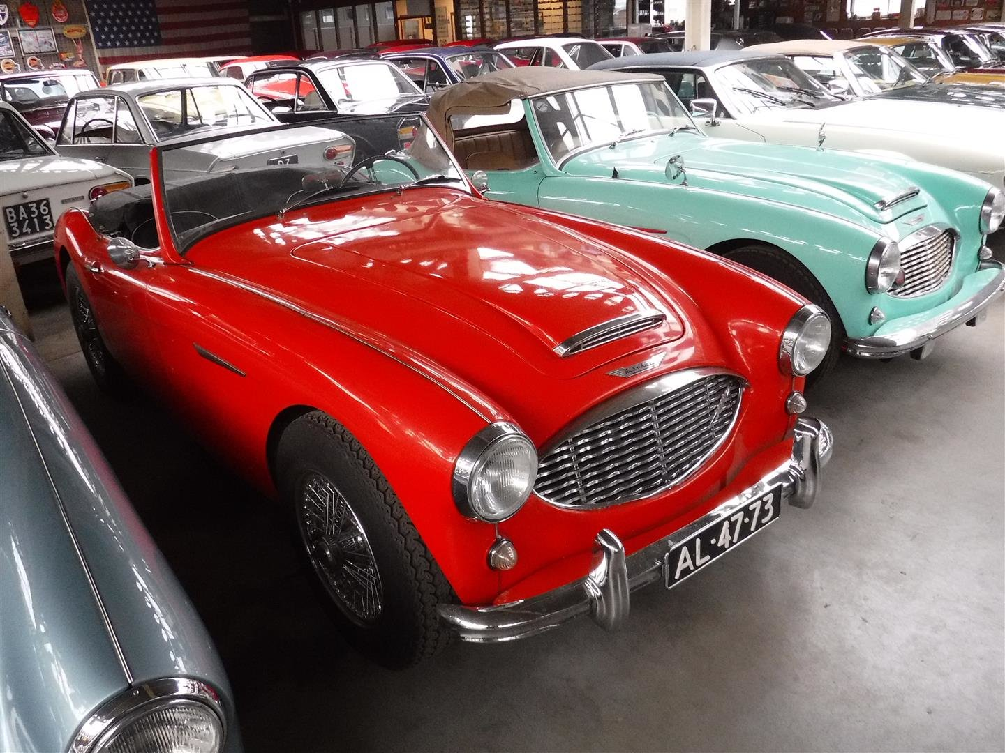 Austin Healey MK1 1961 For Sale (picture 1 of 6)