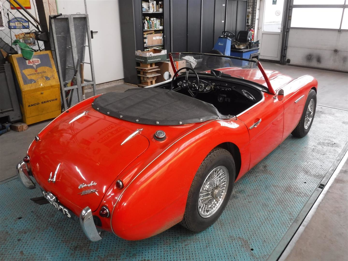 Austin Healey MK1 1961 For Sale (picture 2 of 6)