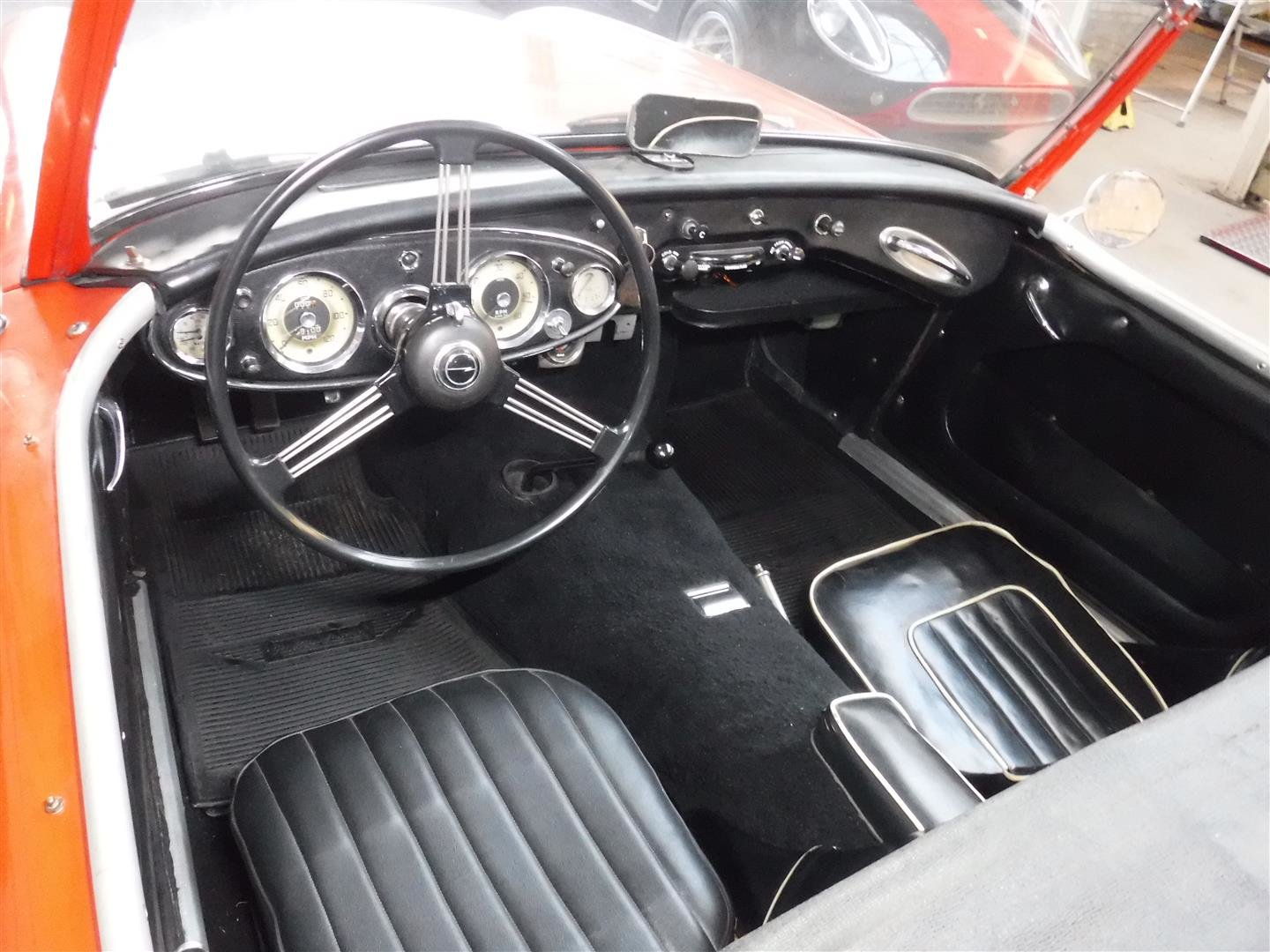 Austin Healey MK1 1961 For Sale (picture 3 of 6)