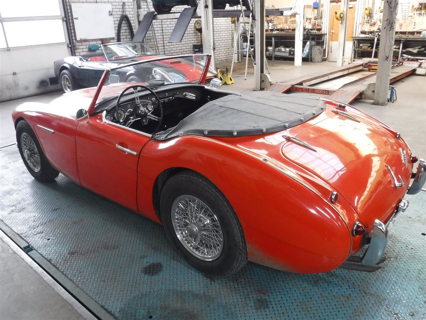 Austin Healey MK1 1961 For Sale (picture 5 of 6)