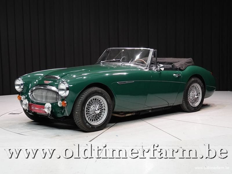 1967 Austin Healey 3000 MK3 '67 For Sale (picture 1 of 6)