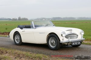 1962 Austin Healey 3000 MKII A BJ7 with Heritage Certificate  For Sale