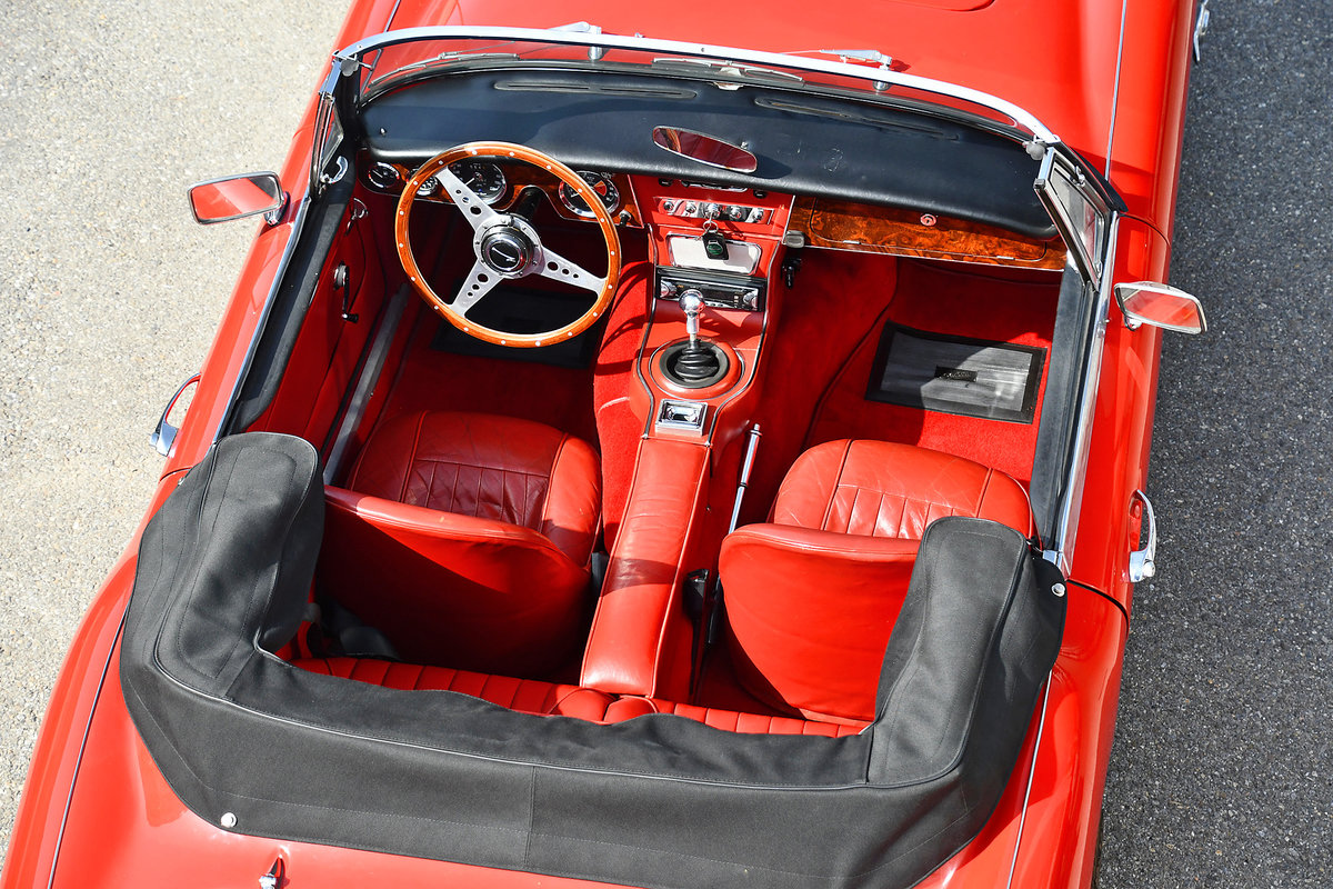 1965 Restored with original factory parts For Sale (picture 4 of 6)