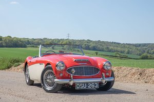 1959 Austin Healey 100/6 BN6 Two-Seater, Rare RHD Roadster SOLD
