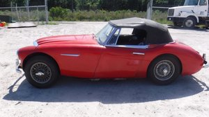 1963 Fantastic opportunity to purchase a Healey 3000 BJ7 SOLD
