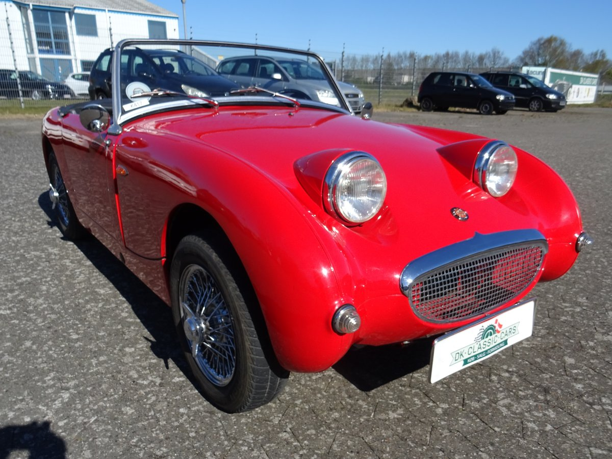 1959 Austin-Healey Sprite Mark I For Sale (picture 1 of 24)