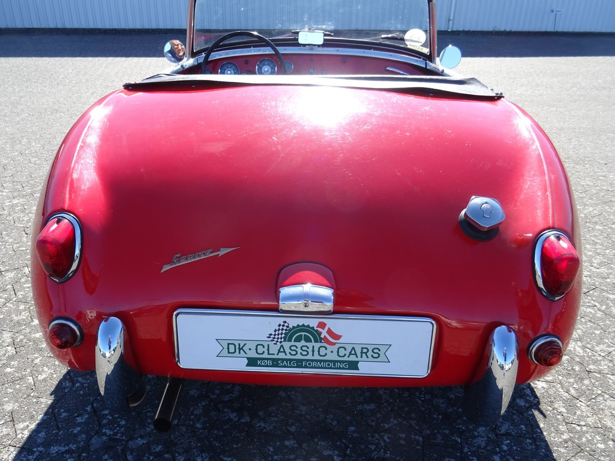 1959 Austin-Healey Sprite Mark I For Sale (picture 3 of 24)