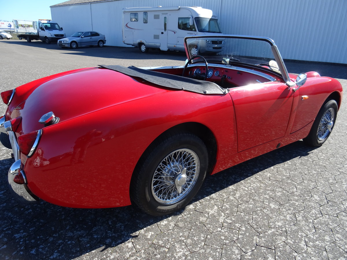 1959 Austin-Healey Sprite Mark I For Sale (picture 4 of 24)