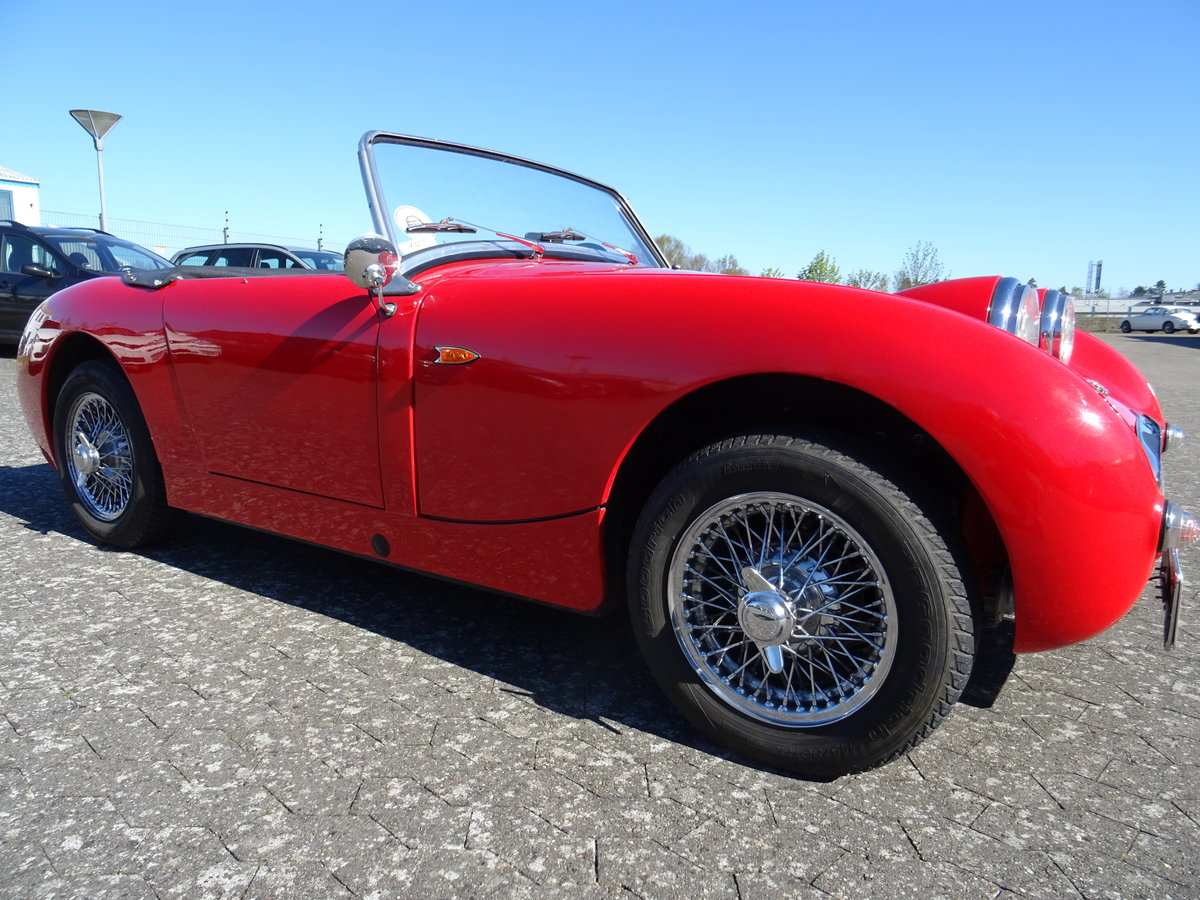 1959 Austin-Healey Sprite Mark I For Sale (picture 6 of 24)