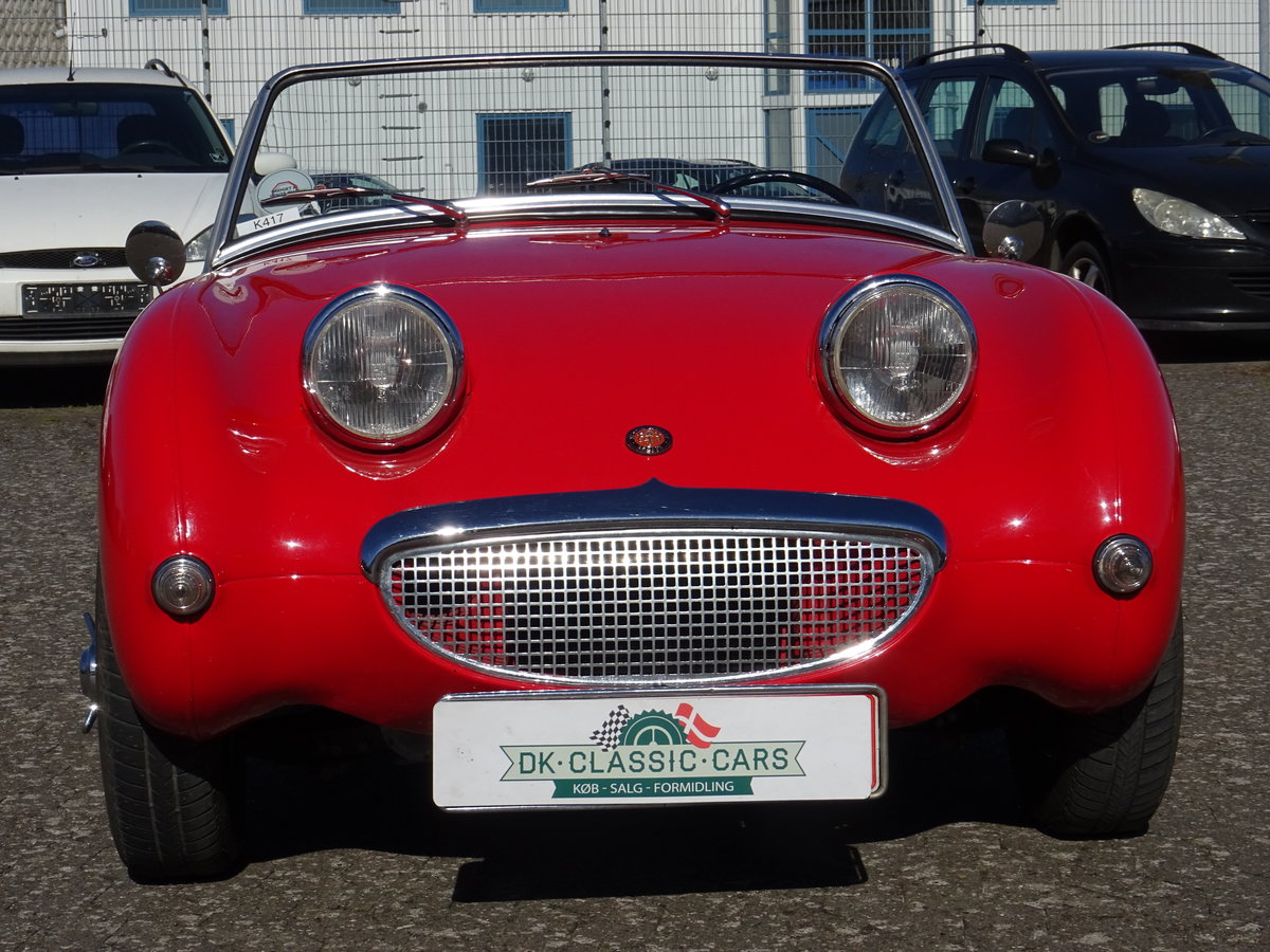 1959 Austin-Healey Sprite Mark I For Sale (picture 7 of 24)