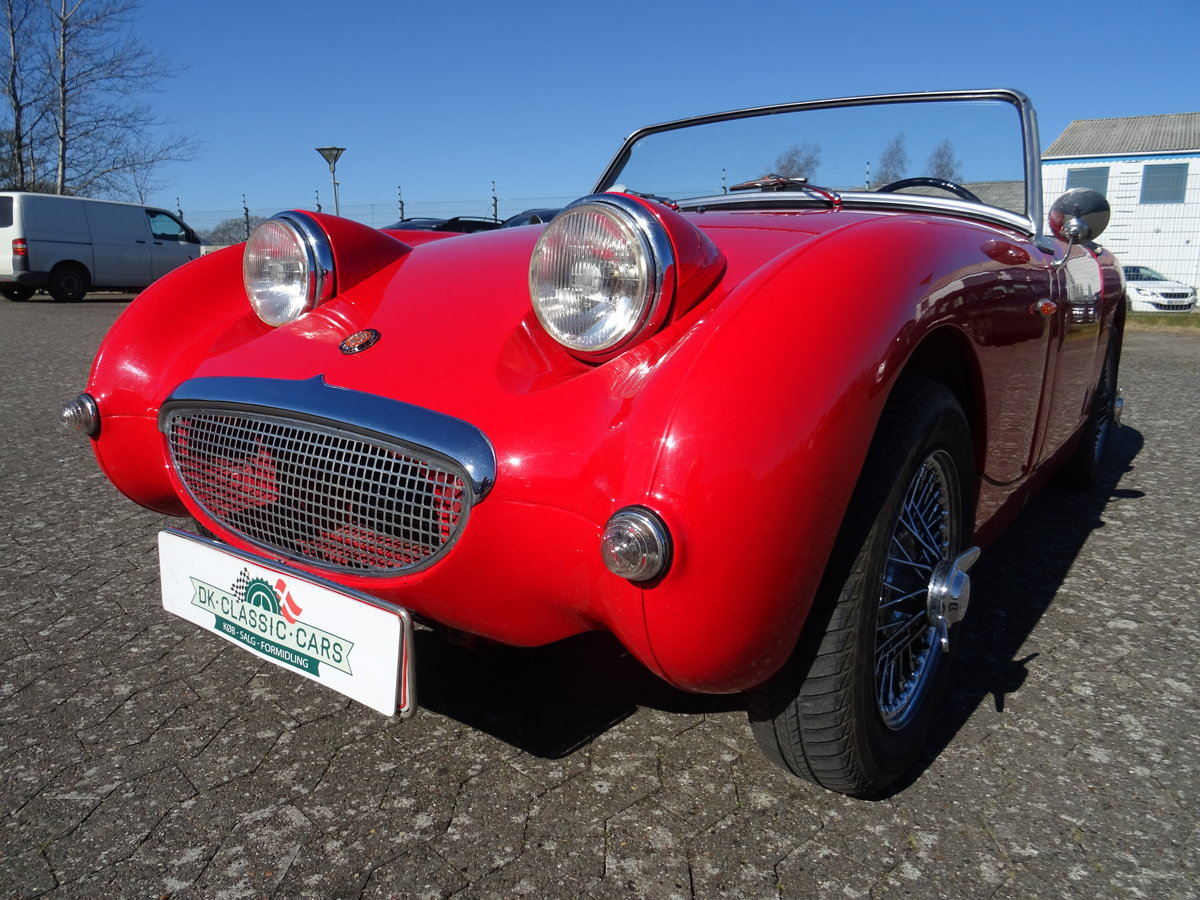 1959 Austin-Healey Sprite Mark I For Sale (picture 8 of 24)