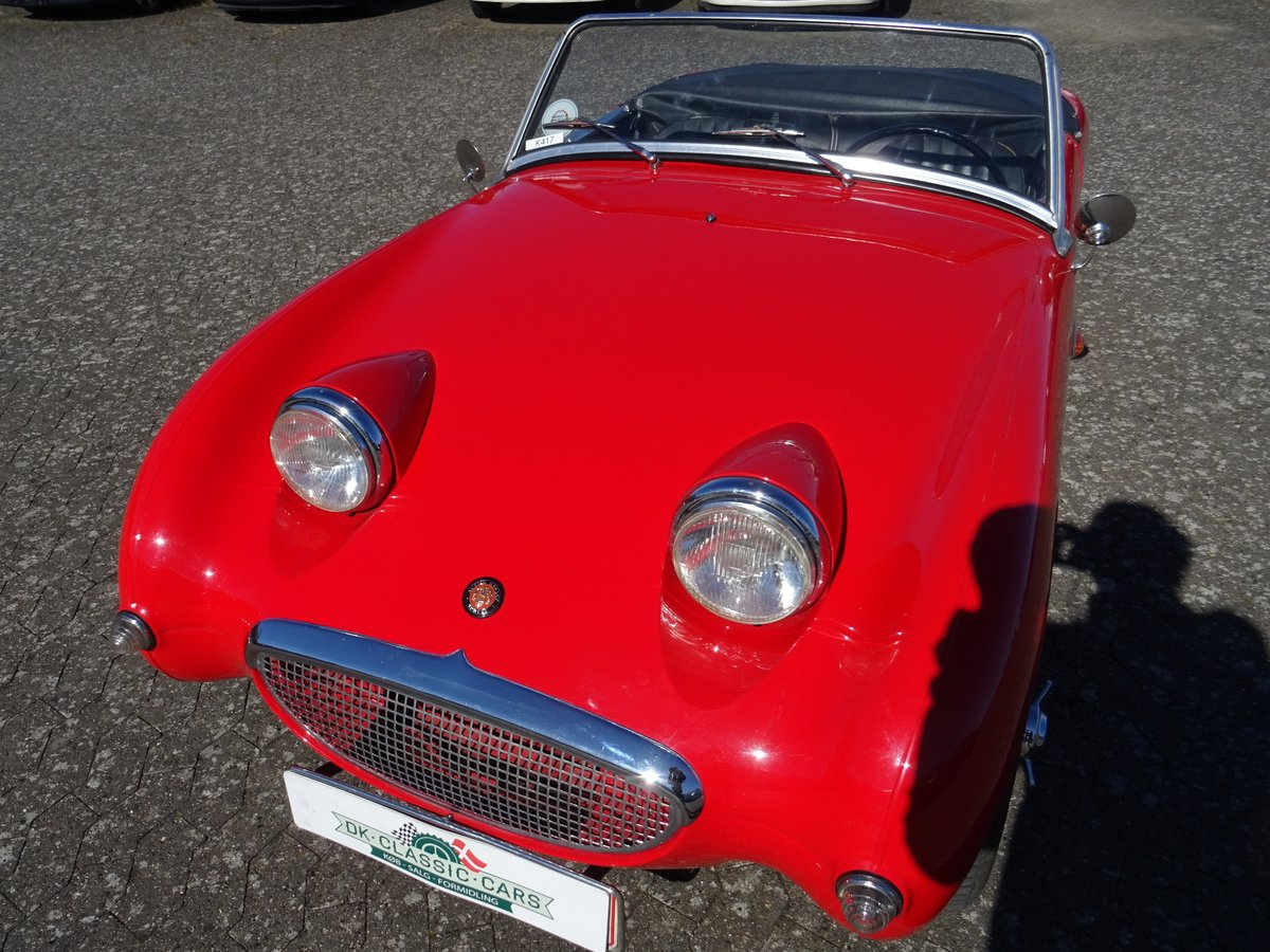 1959 Austin-Healey Sprite Mark I For Sale (picture 9 of 24)