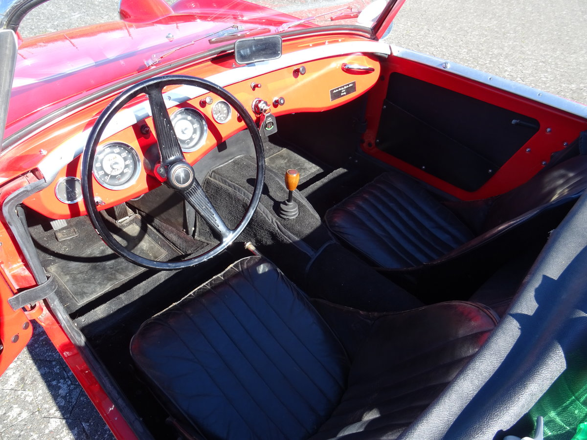 1959 Austin-Healey Sprite Mark I For Sale (picture 11 of 24)