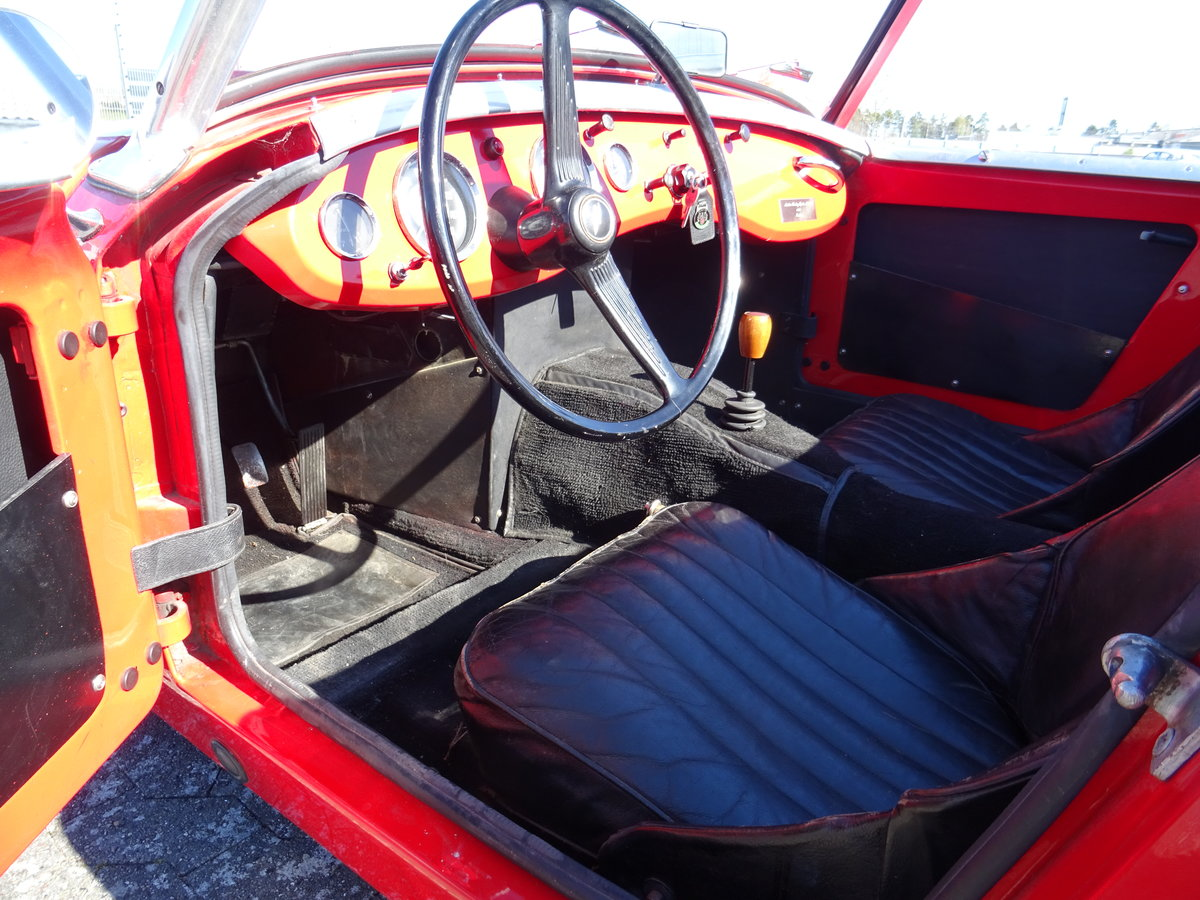 1959 Austin-Healey Sprite Mark I For Sale (picture 12 of 24)