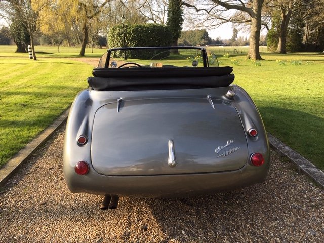 1965 Austin Healey 3000 BJ8 For Sale (picture 3 of 6)