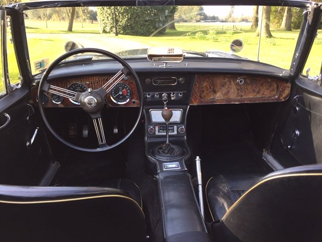1965 Austin Healey 3000 BJ8 For Sale (picture 6 of 6)