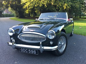 1961 AUSTIN HEALEY 3000 BT7 TRI CARB UK CAR