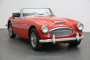 1967 Austin-Healey 3000 Convertible Sports Car For Sale