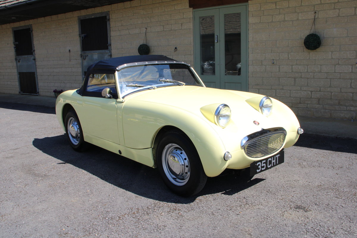 1958 AUSTIN HEALEY FROGEYE (BEST AVAILABLE)  For Sale (picture 1 of 20)