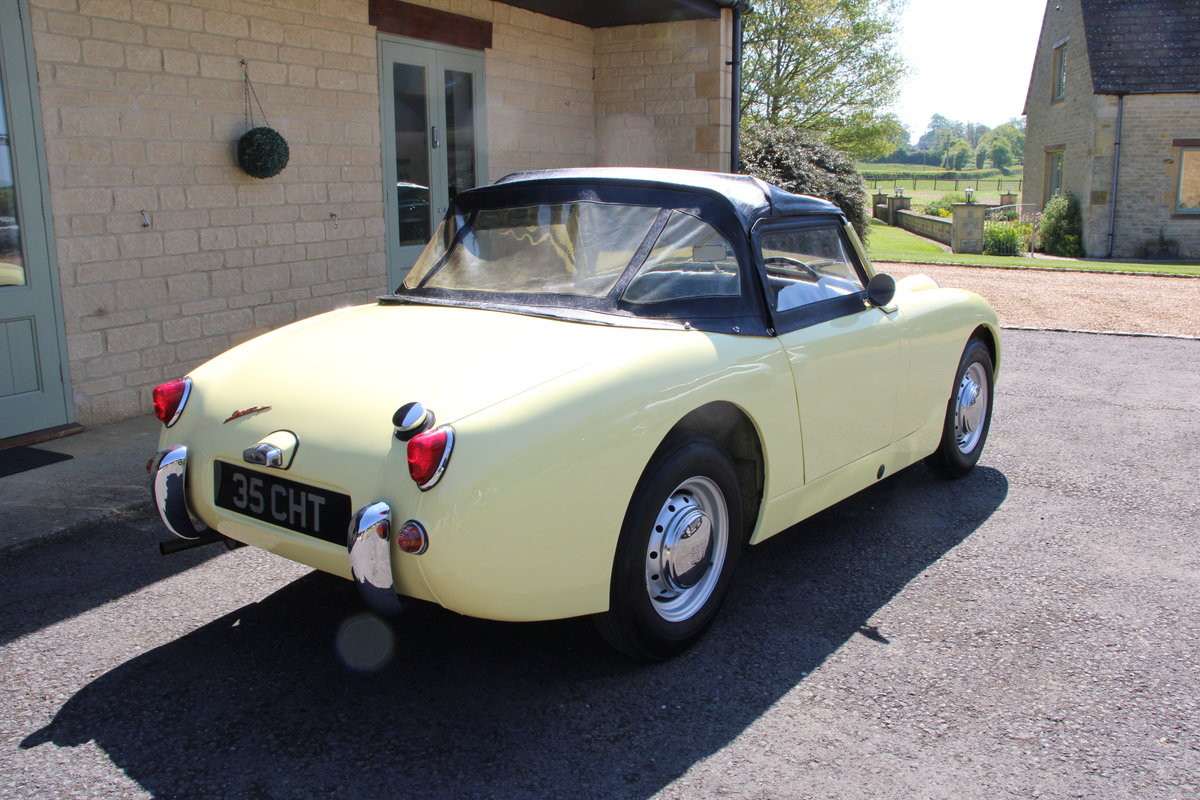 1958 AUSTIN HEALEY FROGEYE (BEST AVAILABLE)  For Sale (picture 2 of 20)