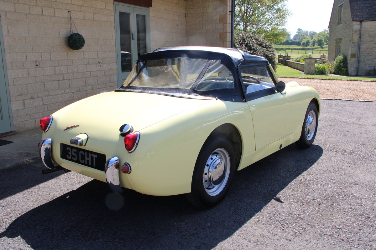 1958 AUSTIN HEALEY FROGEYE (BEST AVAILABLE)  For Sale (picture 3 of 20)