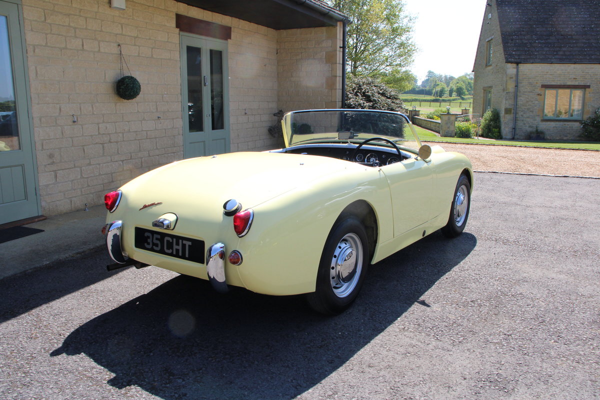 1958 AUSTIN HEALEY FROGEYE (BEST AVAILABLE)  For Sale (picture 7 of 20)