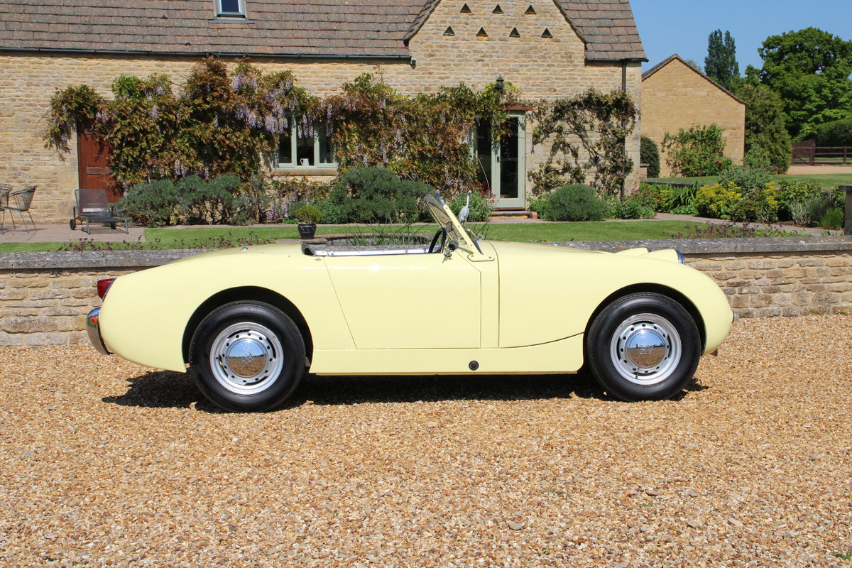 1958 AUSTIN HEALEY FROGEYE (BEST AVAILABLE)  For Sale (picture 8 of 20)