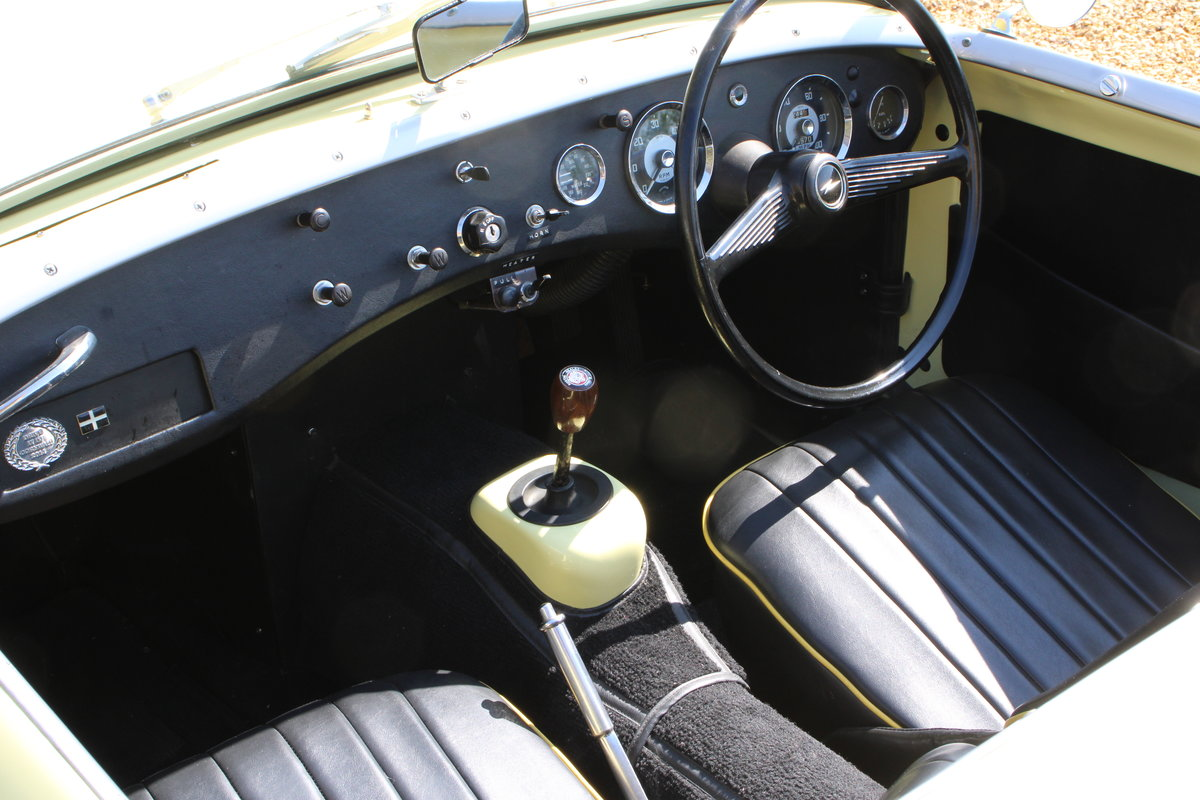 1958 AUSTIN HEALEY FROGEYE (BEST AVAILABLE)  For Sale (picture 13 of 20)
