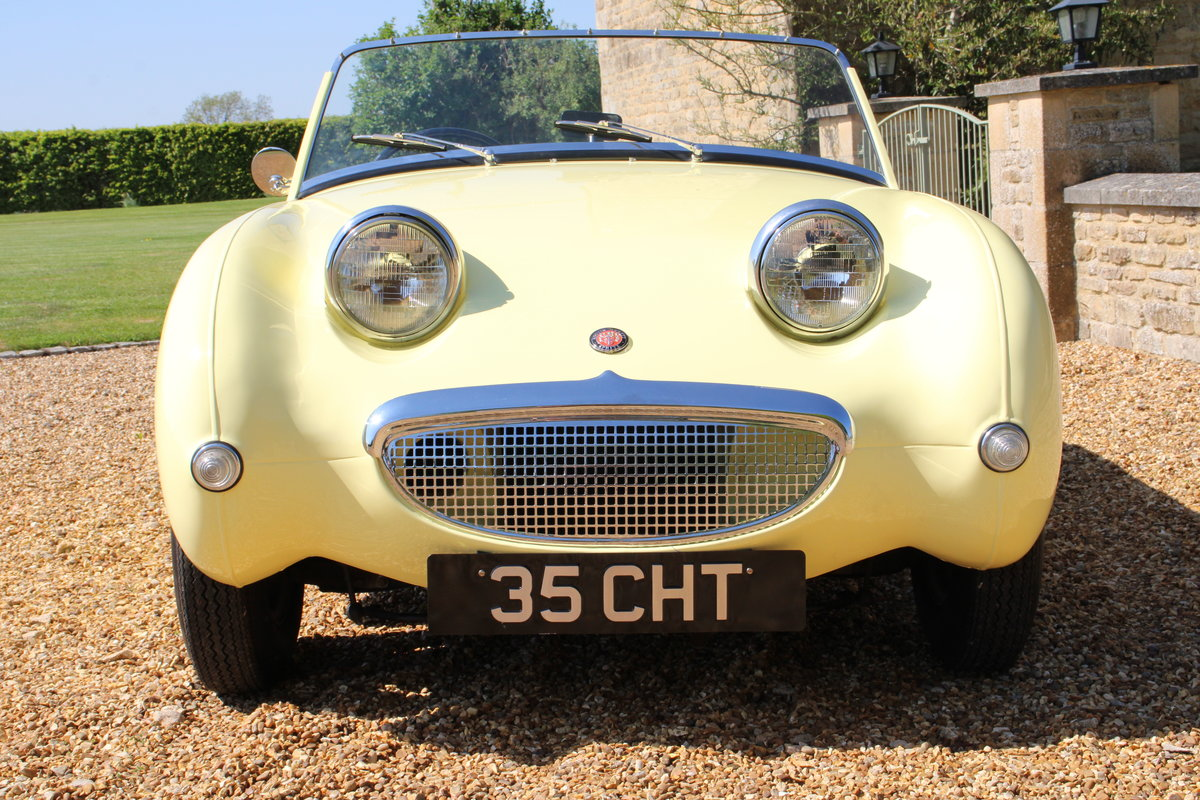 1958 AUSTIN HEALEY FROGEYE (BEST AVAILABLE)  For Sale (picture 16 of 20)