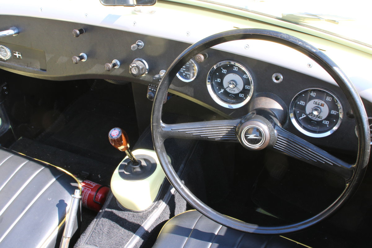 1958 AUSTIN HEALEY FROGEYE (BEST AVAILABLE)  For Sale (picture 18 of 20)