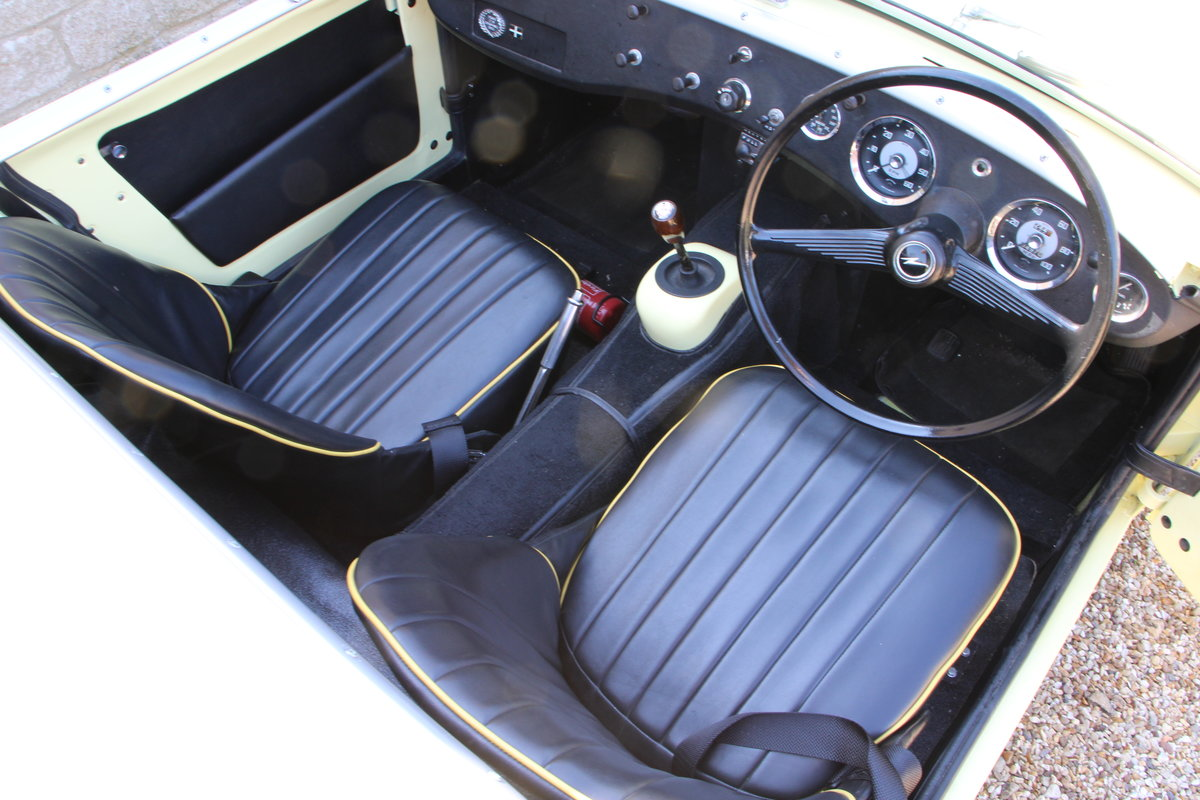 1958 AUSTIN HEALEY FROGEYE (BEST AVAILABLE)  For Sale (picture 19 of 20)