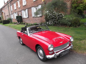Picture of 1967 Austin Healey Sprite SOLD