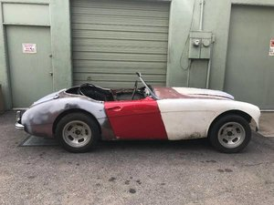 1958 Austin healey 3000 rust free chassis and body for full resto