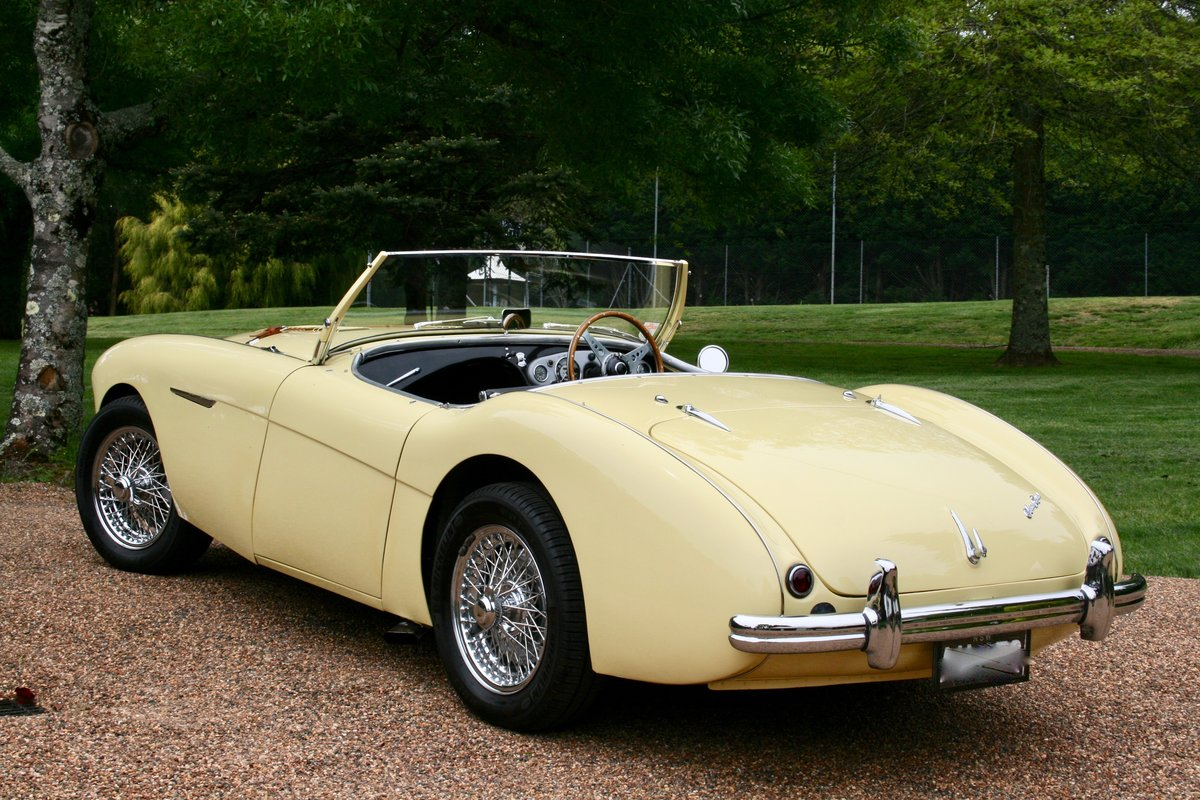 1953 AUSTIN HEALEY 100/4  For Sale (picture 1 of 6)