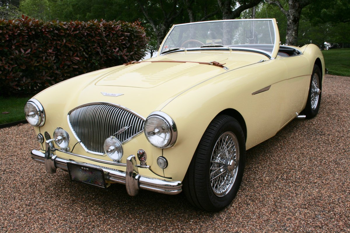 1953 AUSTIN HEALEY 100/4  For Sale (picture 2 of 6)