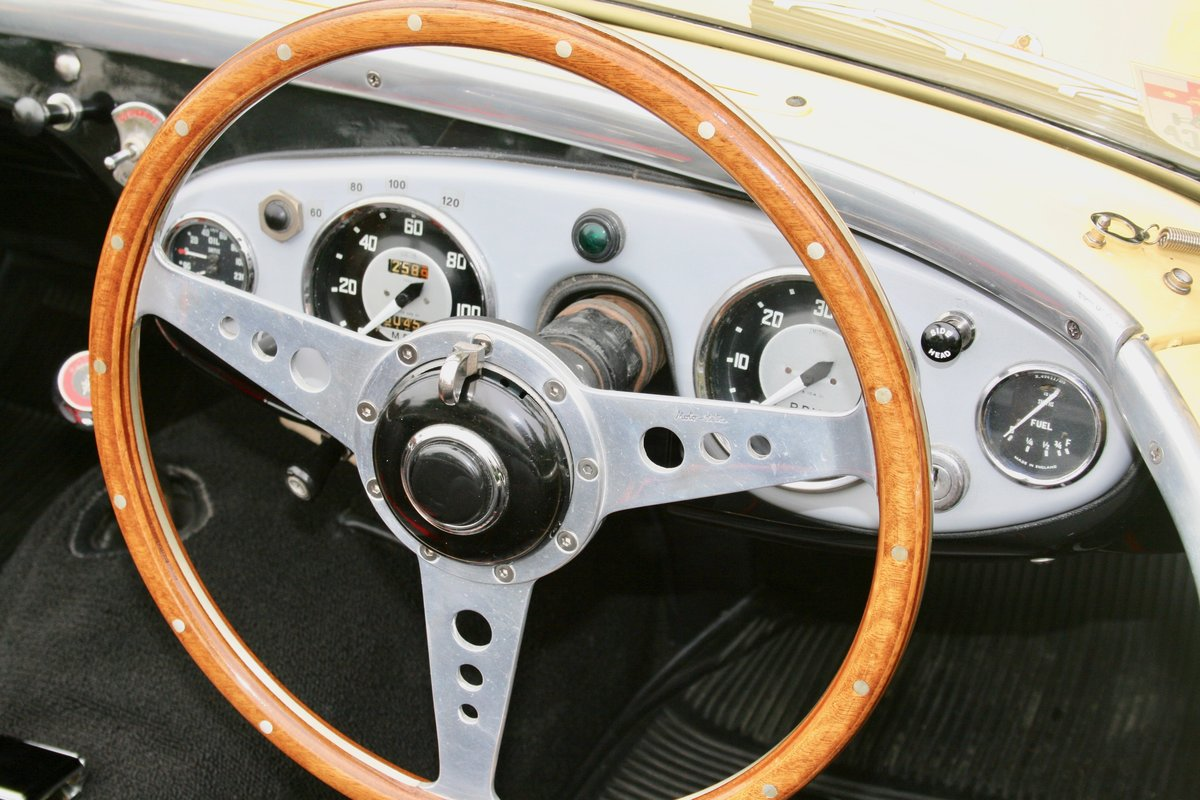 1953 AUSTIN HEALEY 100/4  For Sale (picture 4 of 6)